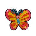 Магнит из резины ″Яркие Бабочки″ купить оптом и в розницу