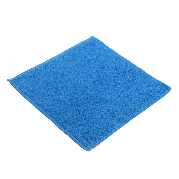 Махровое полотенце 30*30см Электрик купить оптом и в розницу