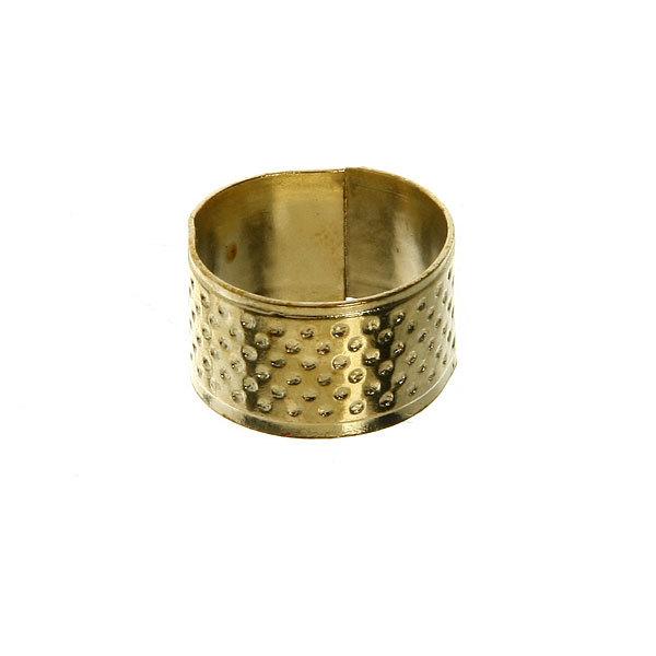 Наперсток металлический под золото купить оптом и в розницу
