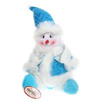 Мягкая игрушка Снеговик 31см купить оптом и в розницу
