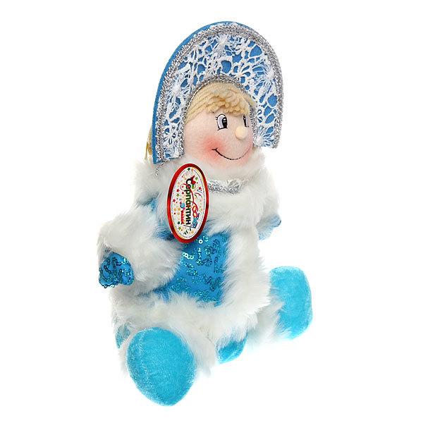 Мягкая игрушка Снегурочка 31см купить оптом и в розницу
