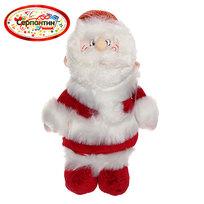 Мягкая игрушка ″Дед Мороз в красной шубке″ 40см купить оптом и в розницу
