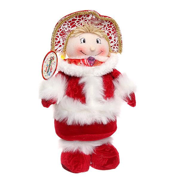 Мягкая игрушка Снегурочка 40см купить оптом и в розницу