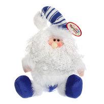 Мягкая игрушка Дед Мороз 28*30см купить оптом и в розницу