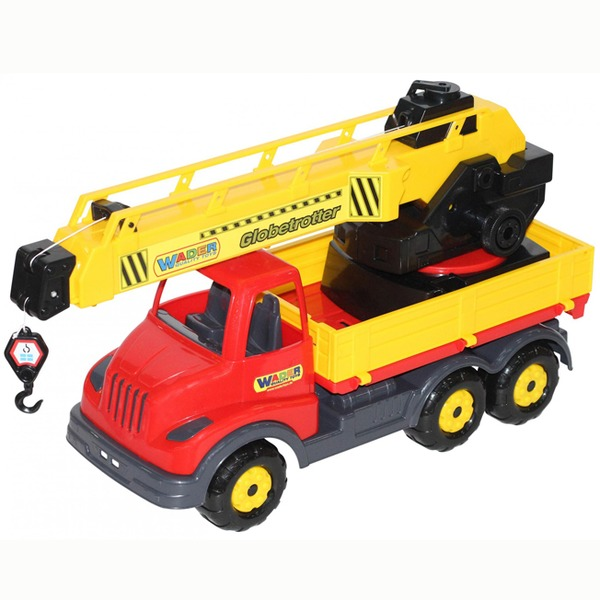 Автомобиль Муромец кран с поворотной платформой 56535 П-Е/ /2/ купить оптом и в розницу