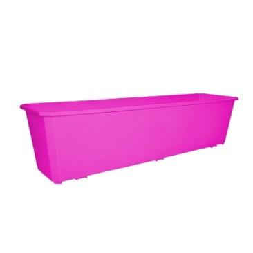 Ящик балконный 60 см фуксия *20 купить оптом и в розницу