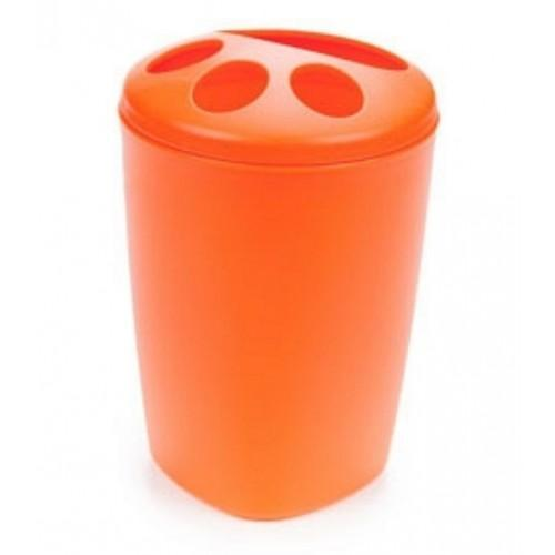 """Подставка для зубных щеток """"Aqua"""" (мандарин)*18 купить оптом и в розницу"""