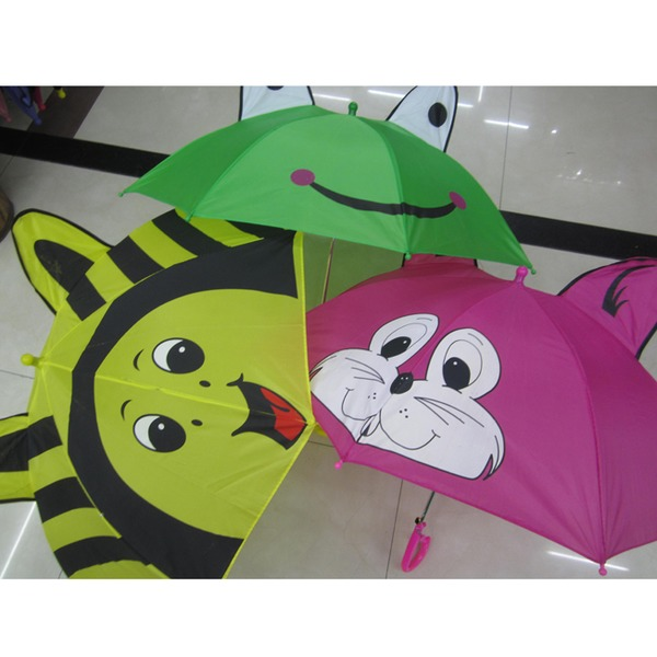 Зонт с ушками 50см 141-81I купить оптом и в розницу
