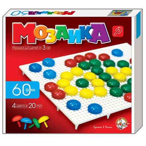 Мозаика 20/60 цвет. 978 /10уп/ купить оптом и в розницу