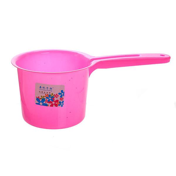 Ковшик 1 л розовый купить оптом и в розницу