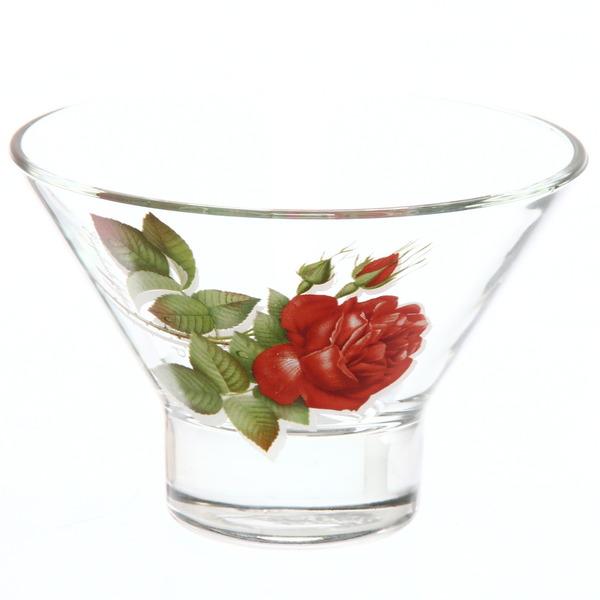 Креманка ″Алая роза″ 1 купить оптом и в розницу
