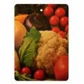 Доска разделочная 29*21*0,5см ″Овощи″ купить оптом и в розницу