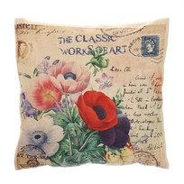 Подушка декоративная Арома 18*18см ″Цветы″ купить оптом и в розницу