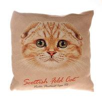 Подушка декоративная Арома 18*18см ″Кошки″ купить оптом и в розницу