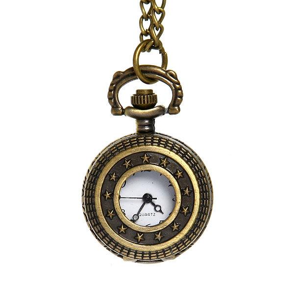 Часы винтажные на цепочке ″Звезды″ купить оптом и в розницу