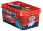 Коробка декоративная STOCKHOLM M DISNEY CARS Curver /10 шт (295х195х135)мм купить оптом и в розницу