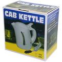 Чайник автомобильный 1л, 12В, 150W, вилка в прикуриватель, цвет белый купить оптом и в розницу