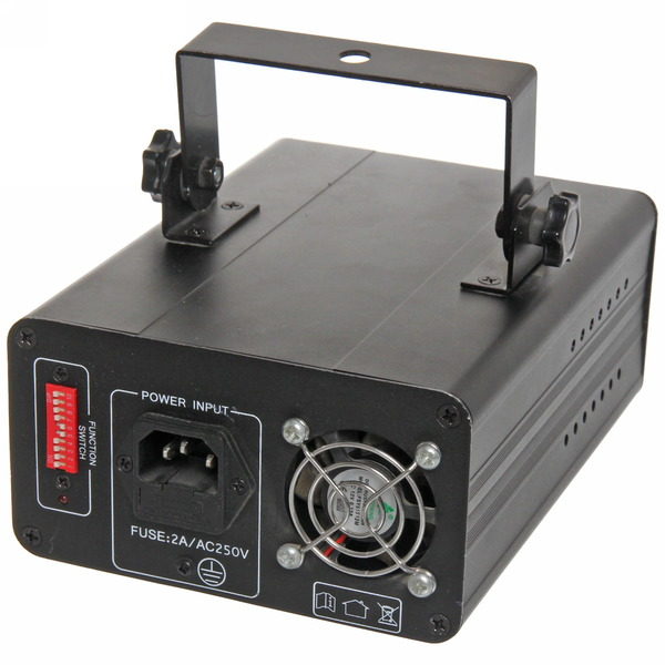 Световой прибор Лазер Reke 81RG (1 режим штрихи) купить оптом и в розницу
