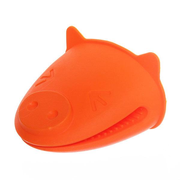Прихватка силиконовая ″Свинка″ купить оптом и в розницу