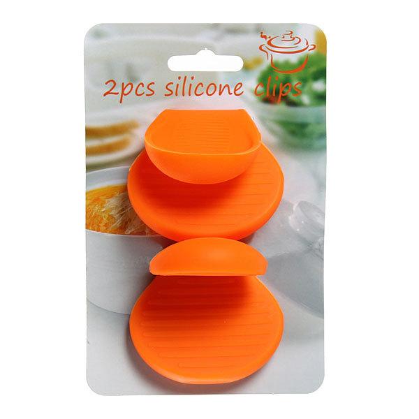 Прихватка силиконовая для кастрюль 2шт купить оптом и в розницу