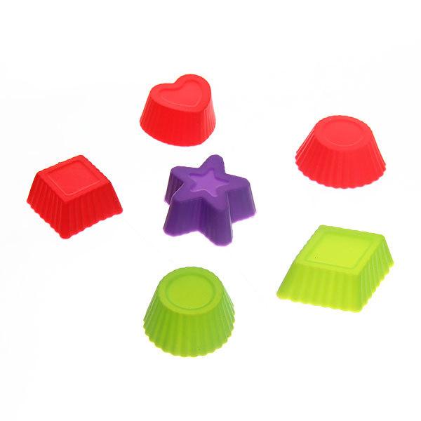 Форма для приготовления конфет в наборе 6шт купить оптом и в розницу