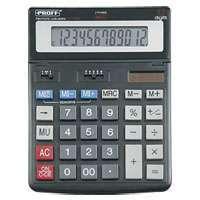 Калькулятор PROFF настольный 12раз 200*150*27мм., подъемный дисплей купить оптом и в розницу