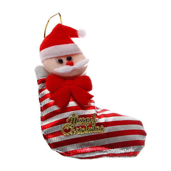 Ёлочная игрушка мягкая 15*10см ″Новогодний подарочек″ купить оптом и в розницу