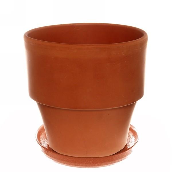 Горшок для цветов керамический 2,7 94-1 купить оптом и в розницу