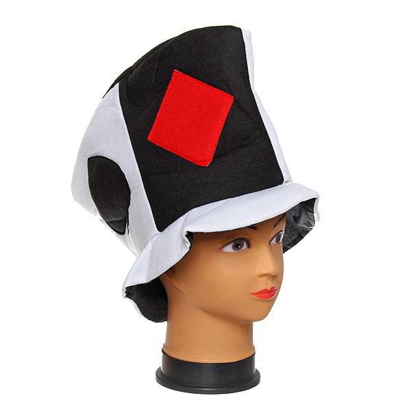 Шляпа карнавальная ″Карточный король″ 1624-18 купить оптом и в розницу