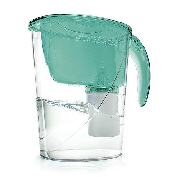 Фильтр для воды Барьер ЭКО 2,6 л изумруд купить оптом и в розницу