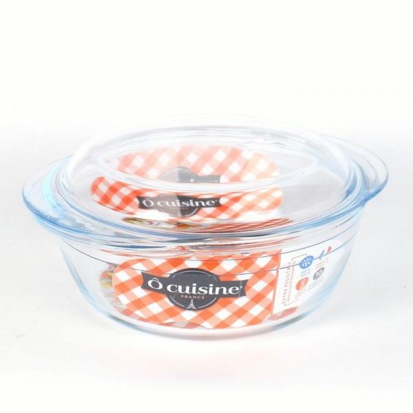 Кастрюля круглая O CUISINE 20см 2.1л (1/3) купить оптом и в розницу