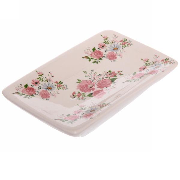 Набор для ванной из 4-х предметов керамический 15501-42 купить оптом и в розницу