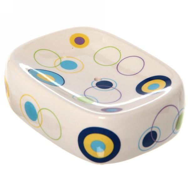 Набор для ванной из 4-х предметов керамический 11808-10 купить оптом и в розницу