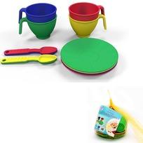Набор посуды 12 пр. 22-115KSC /Поварёнок/ купить оптом и в розницу