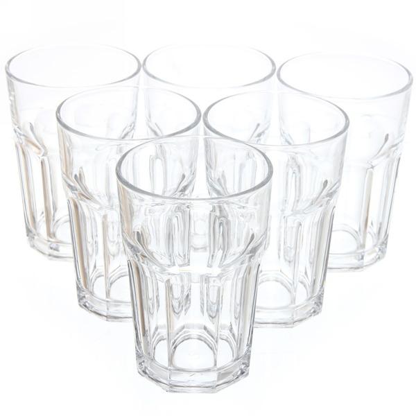 Набор стаканов для коктейля 6шт 355мл ″Касабланка″ купить оптом и в розницу