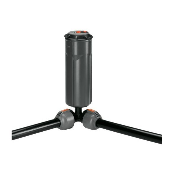 Соединитель L-образный 25 мм x 1/2″ - наружная резьба GARDENA 02782-20.000.00 купить оптом и в розницу