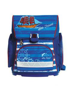 Рюкзак школьный HATBER OPTIMUM Sea Travel 37х30х17см купить оптом и в розницу