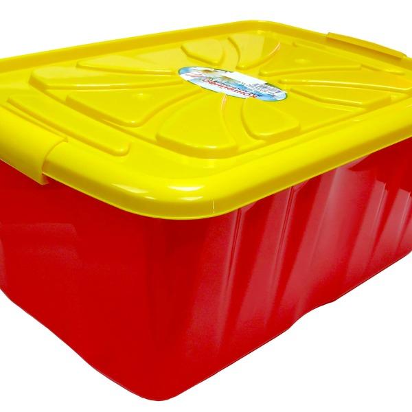 Контейнер 35л для хранения детских игрушек 1/20 купить оптом и в розницу