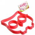 Форма для приготовления яиц ″Сова″ 12,5*12,5*1,5см купить оптом и в розницу