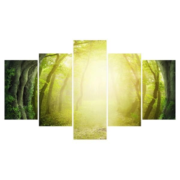 Картина модульная полиптих 75*130 Природа диз.27 77-02 купить оптом и в розницу