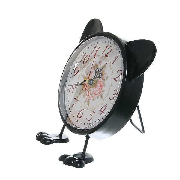 Часы настольные ″Кот″ В 1116 купить оптом и в розницу
