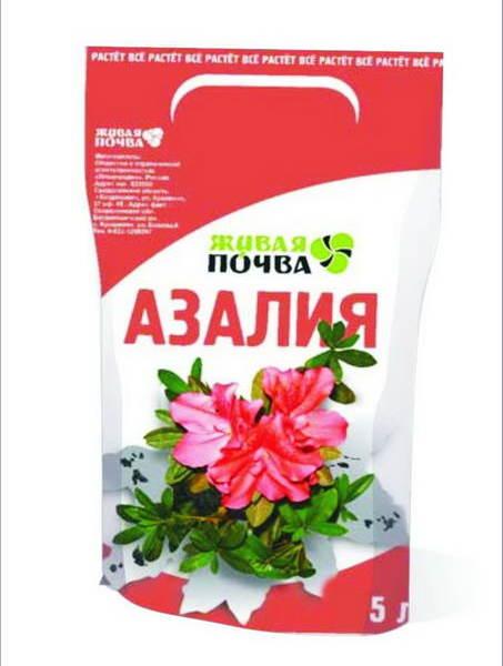 Почвогрунт ″Азалия″ 5л (Р) купить оптом и в розницу
