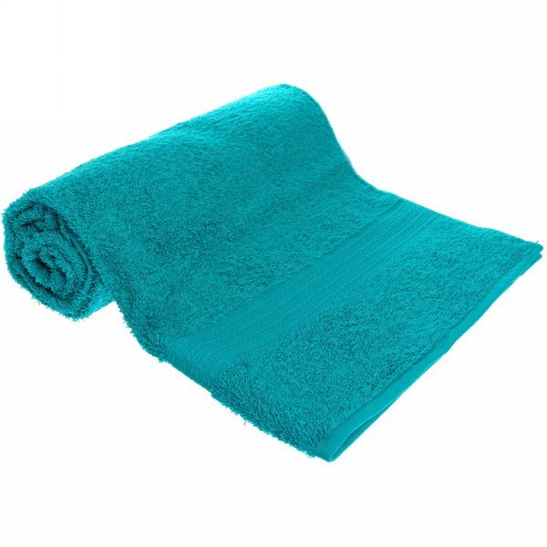 Махровое полотенце 70*140см морская волна ЭК140 Д01 купить оптом и в розницу