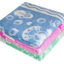 Одеяло байк 100х118 дет 57-1ЕТ Ж Ермолино купить оптом и в розницу