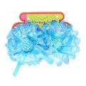 Резинки для волос на блистере 2шт ″Бланка″ микс 6 цветов, d-6см купить оптом и в розницу