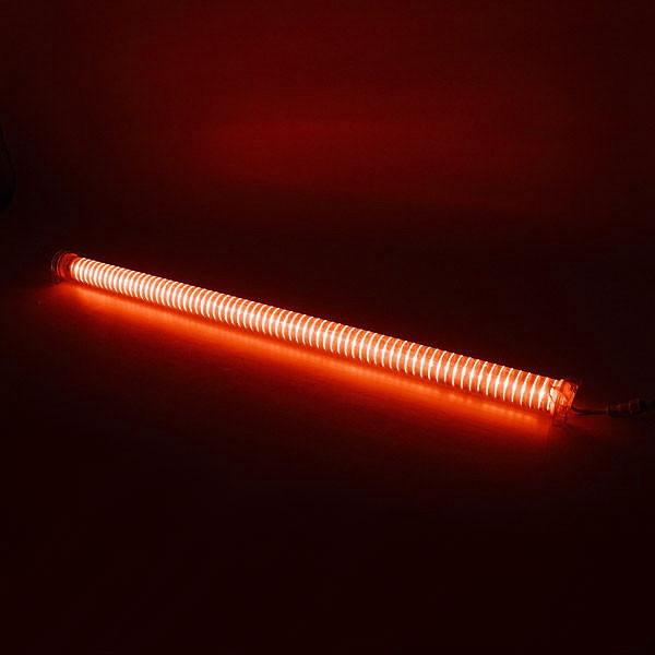 Трубка светодиодная 1м, 90 ламп LED, красный купить оптом и в розницу