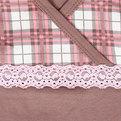 Пижама женская цвет кофейный арт. 13 р-р 52 купить оптом и в розницу