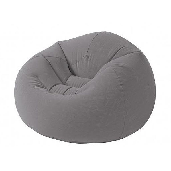 Кресло надувное Beanless Bag 107*104*69 см, Intex (68579) купить оптом и в розницу