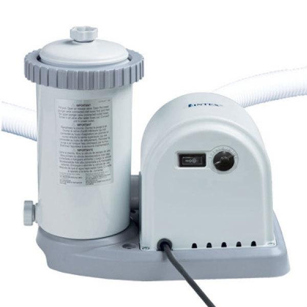 Насос-фильтр для бассейнов 5678л/ч (А) Intex (28636) купить оптом и в розницу