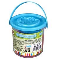 Набор ДТ Тесто для лепки 12 цв. ролик,формочки 63772 Color Puppy купить оптом и в розницу